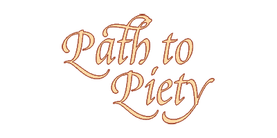 Reconnecting with Revelation – Deriving Lessons from various chapters of the Holy Qur'an.  – Path to Piety – March 30 – April 1, 2018.